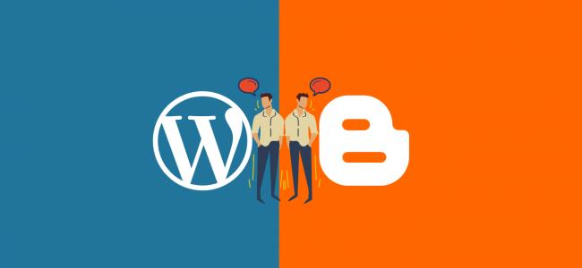 ওয়ার্ডপ্রেস (WordPress) নাকি ব্লগার (Blogger)! কোনটি দিয়ে ব্লগিং শুরু করবেন?