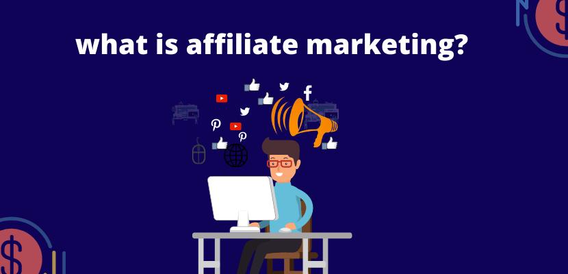 এফিলিয়েট মার্কেটিং (what is affiliate marketing )